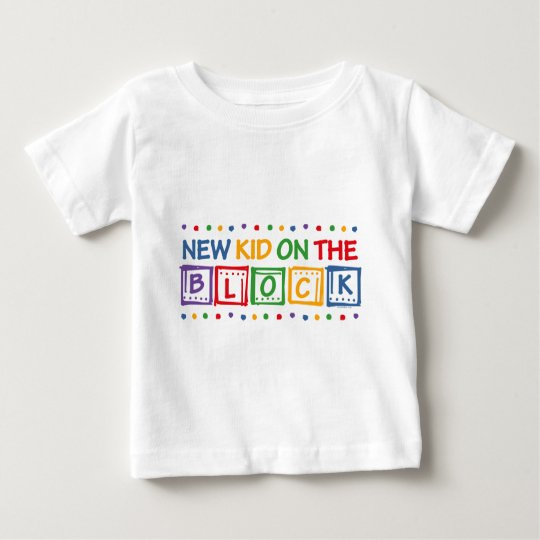 New Kid on the Block Baby T-Shirt