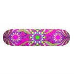 New Kids Sports Girl's Pink Skateboard Deck Gift
