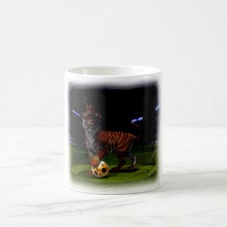 New king of the jungle basic white mug