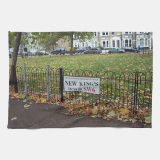 New King s Road Towels