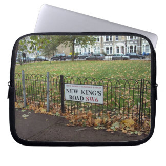 New King s Road Laptop Computer Sleeves