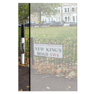 New King s Road London Dry Erase Whiteboards