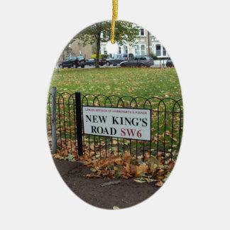 New King s Road London Christmas Tree Ornaments