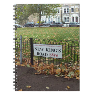 New King s Road Note Book