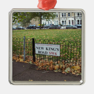 New King s Road Christmas Ornaments