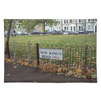 New King s Road Placemat