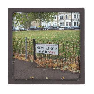 New King s Road Premium Jewelry Box