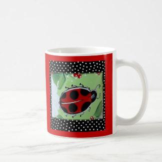 New Lady- Bugs Coffee Mug