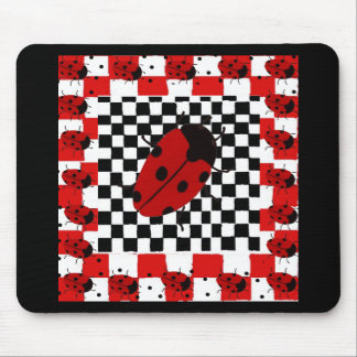 New Lady Bugs Mouse Pad