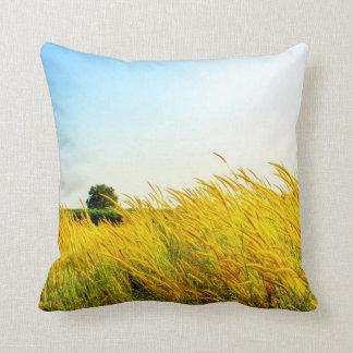 New Life in Eden photo pillow