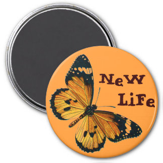 New Life Magnet