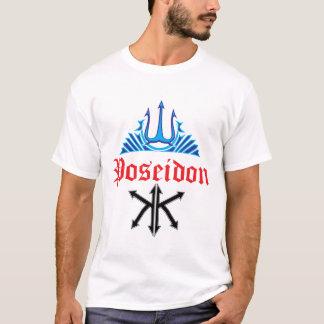 New Line Poseidon Skateboard. T-Shirt