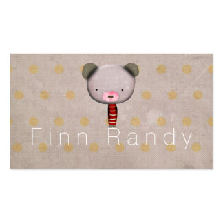 NEW LITTLE BABY BORN BUSINESS CARD TEMPLATES
