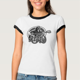 New Logo Female Ringer T T-Shirt