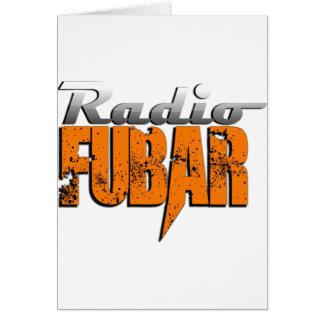 New Logo RadioFUBAR Card