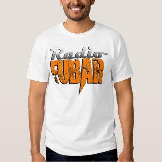 New Logo RadioFUBAR Tee Shirt