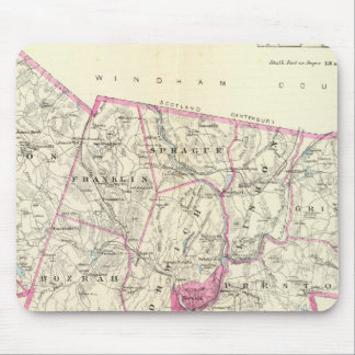New London Co N Mouse Pad