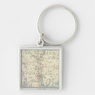 New London Co S Key Chains