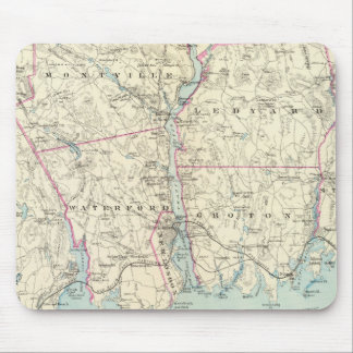 New London Co S Mouse Pad