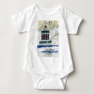 New London Ledge Baby Bodysuit