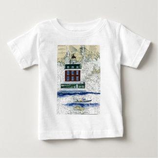 New London Ledge Baby T-Shirt
