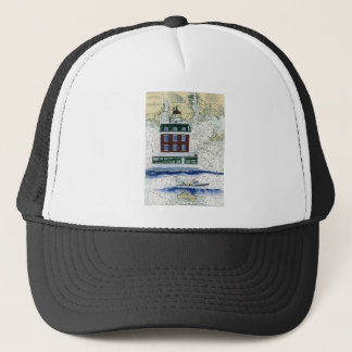 New London Ledge Trucker Hat