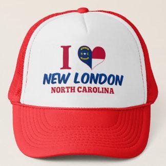 New London, North Carolina Trucker Hat