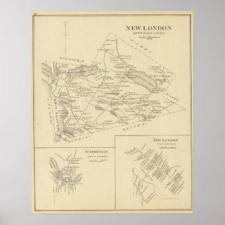 New London, Scytheville Poster