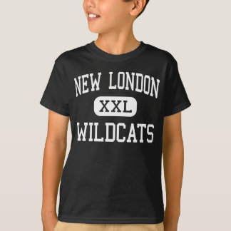 New London - Wildcats - Junior - New London Ohio T-Shirt