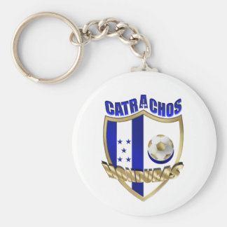 New Los Catrachos 2010 Honduras futbol gifts Keychain