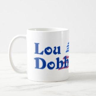 New Lou Dobbs 2008 Mug
