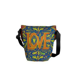 New Love Messenger Bag
