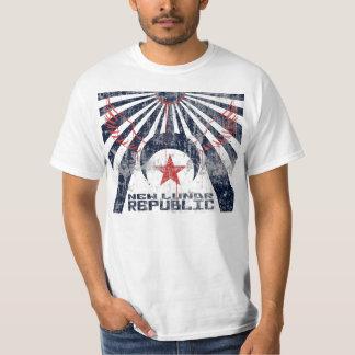 New Lunar Republic Flag T-Shirt