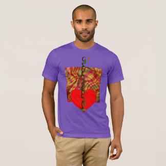 NEW MADRAS procession > Heart of Madras Guamayane® T-Shirt