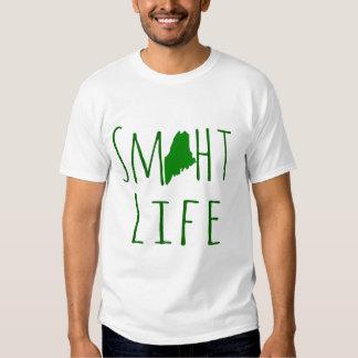 NEW MAINE SMAHT LIFE SHIRTS! T-Shirt
