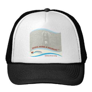 New Make Mine A Murray Cap Hats
