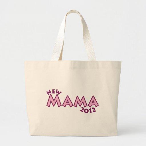 New Mama 2012 Tote Bags