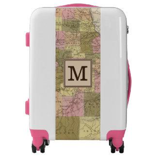 New Map Of Missouri 2 | Monogram Luggage