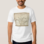 New Map of North America T-Shirt