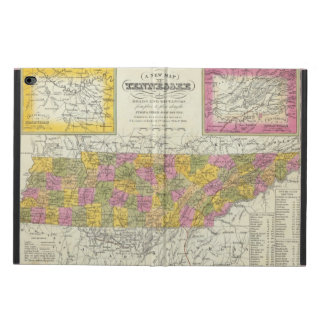 New Map Of Tennessee Powis iPad Air 2 Case