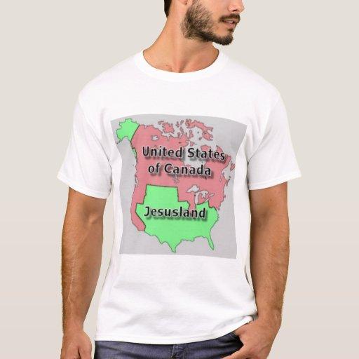 New Map T-Shirt