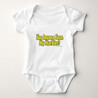 New Marbles Baby Bodysuit