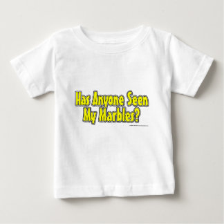 New Marbles Baby T-Shirt