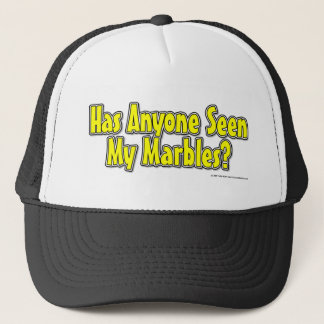 New Marbles Trucker Hat