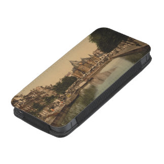 New Market and Bourse, Amsterdam, Netherlands iPhone SE/5/5s/5c Pouch