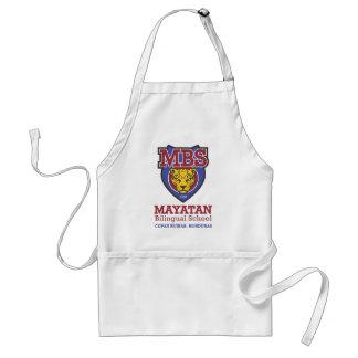 New Mayatan Logo Adult Apron