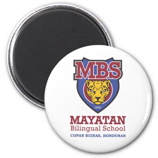 New Mayatan Logo Fridge Magnet