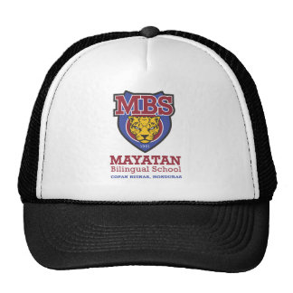 New Mayatan Logo Mesh Hats