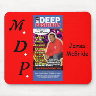 New MDP Products Mouse Pad
