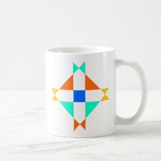 New-Mex-Four Corners Classic White Coffee Mug